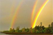 Rainbows / After the storm comes the rainbow! http://mark-meersman-p-i-f.com/after-the-storm-comes-the-rainbow/