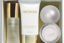 OROGOLD Box / Sample OROGOLD products