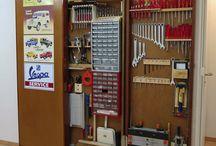 mobilier garaj  tehnic