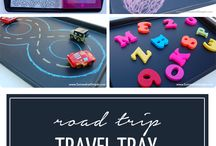road trips with kids / by Alicia DiMarco