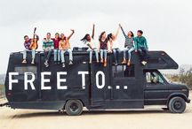 Free To... / by Hollister Co.