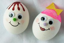 Egg heads / by Aaa Bbb