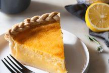 Chess Pie Recipes