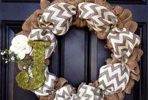 Wreaths / by Kelly Serfes