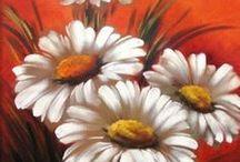 çiçek dekubaj resimleri