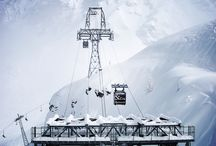 Skiing / by Nancy P.