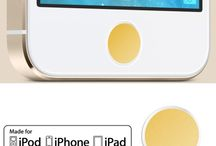 Home button stickers / Leuke home button sticker voor je iPhone / iPad