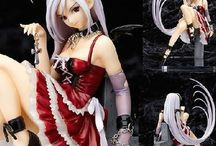 anime statues