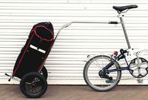 bicycle - trailer