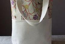 TAŠKY / tašky taštičky, inspirace střihy