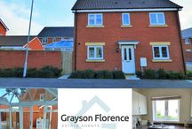 Properties We Listed / Have a look at what we have or had on the market.  For more see. http://www.graysonflorenceproperty.co.uk/properties/