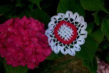 crochet by me / Crochet handcrafted by me: doilies, party favor, wedding accessories, home collection!