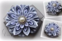 květiny jako šperk