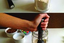 Mason jar cooking