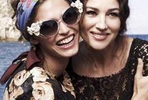 FASHION - Flowers on Glasses