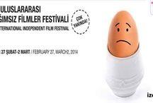 İş Bankası Maximum Kart partnerliğinde düzenlenen !f İstanbul Uluslararası Bağımsız Filmler Festivali'nde şimdi sıra Ankara ve İzmir'de