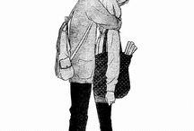 Manga arts:boyXgirl