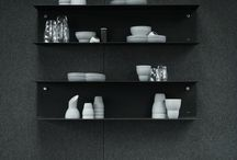 Citchen shelf