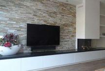 Wand tv meubel