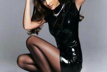 Ariana Grande / beautiful women incredible legs pantyhose sexy legs  Shiny Pantyhose Stocking Gloss pantyhoseHot legs Heels