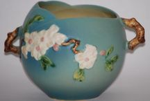 Roseville pottery / by Cindy Yonkers Tutwiler