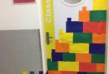 Inspirações Portas decoradas / Inspirações Portas decoradas