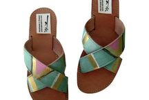 Sandals by Eleni Athini