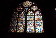 Vetrate Cattedrale di Strasburgo - 1250/70 / Vetrate Cattedrale di Strasburgo - 1250/70