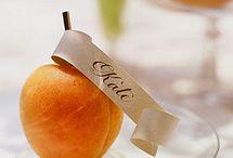 wedding nametags / by Hochzyts Maerit