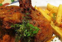 Chicken Recipes / Greek Food and Beyond
