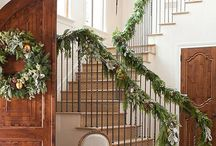 Holiday decorating / by Elizabeth Maines
