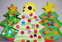 Kids Christmas cards