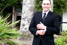 "Suit Hire  / Balmoral Suits have 2 stores in New Zealand, one in Auckland and the other based in Hamilton. Our motto is ""Look Good. Feel Great"". We cater to all needs in regards to suits, weddings, black tie events, funerals, school ball etc. We have a great deal that we offer to our customers, *Free shirt&tie hire, with any suit hired from us."