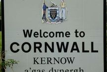 Beautiful Cornwall, Kernow / Cornish and Proud! You won't find anywhere in the universe as bleedy Ansum!!! My home!  / by Kathleen Annear
