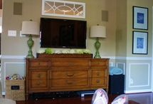 Family room / by Kathy Walsh