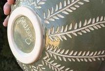 Handmade plates/cups
