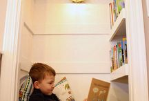 Ideas for Kids' Rooms Someday / by Hillary Hentschel