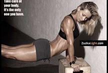 My fitness inspiration