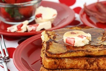 Food - Breakfast/French Toast / by MJ Butler