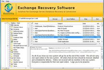 Exchange Server Recovery Tool / Download Exchange Server Recovery Tool to restore all Exchange Emails from EDB file into new outlook file without facing any problem. This software gives the simple process recover all EDB Email into PST file.