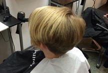 Hair painting Ergebnisse / Weiche Farbverläufe im Haar... Low- wie auch Highlight Akzente