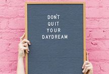 Daydreaming quotes