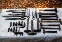 Blacksmith shops