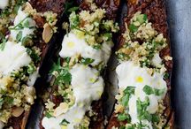 Ottolenghi's and other Salads