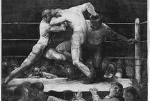 Art: George Bellows / by Shery Kearney