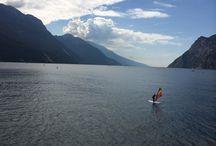 Lake / Lago di Garda