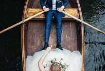 Wedding Pics - Boats