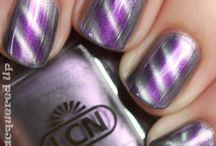 magnetic nail polish & nail art design gallery by Nded / magnetic nail polish & nail art design gallery by Nded