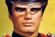 Captain Scarlet / by Dominic Hawke