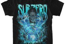 Mortal Kombat Fighters T-Shirts